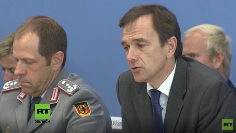 """Regierungssprecher zur russischen UN-Initiative für Ukraine: """"Kein Mitspracherecht für Separatisten"""""""