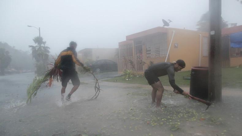 """Bürgermeister von Miami ordnet wegen Hurrikans """"Irma"""" Evakuierungen an"""