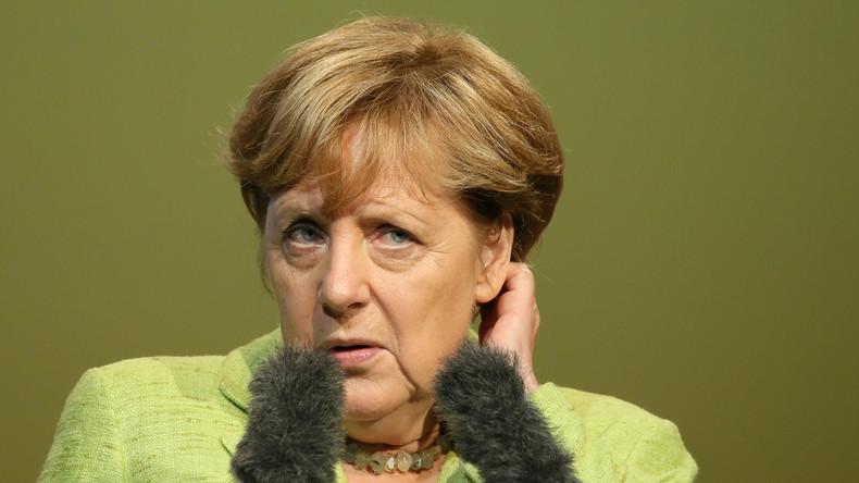 BTW 2017: Union verliert an Zustimmung, FDP-Chef Lindner kritisiert Merkels Flüchtlingspolitik