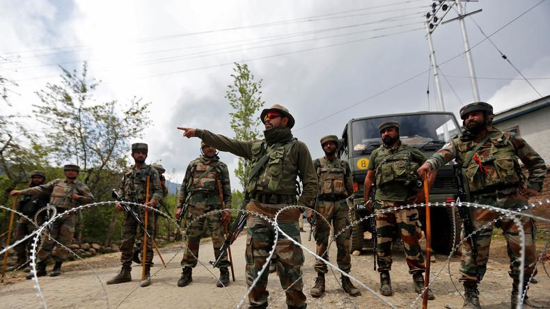 Indischer Armeechef: Müssen uns auf einen Zweifrontenkrieg mit China und Pakistan vorbereiten
