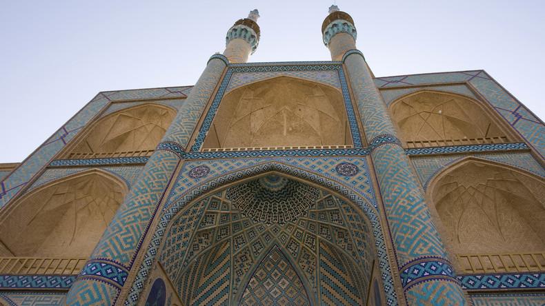 Backpacker entdecken den Iran als neuen Reisetraum