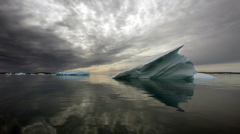 Schmelzende Arktis legt lebensgefährliche Mikroben frei