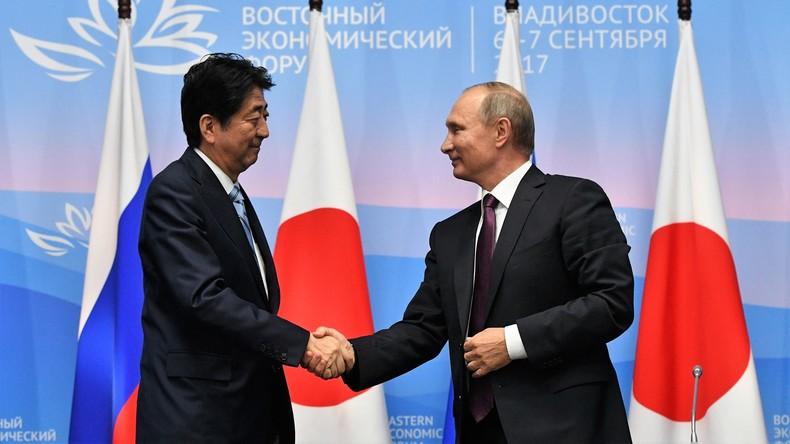 Japan bald per Land mit Russland verbunden? Neue Gespräche mit Moskau über Sachalin-Brücke