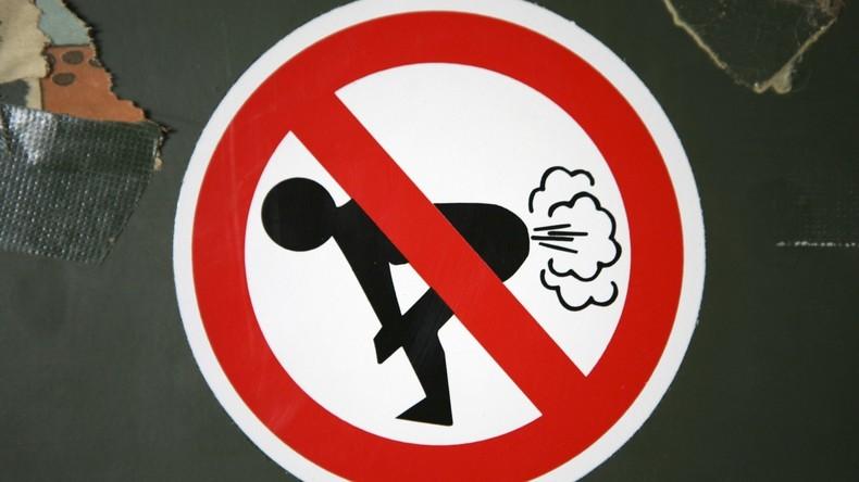 Anklage vom Winde verweht: Berliner Gericht verteidigt Recht auf Furzen