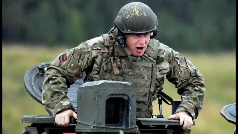"""""""Lawrow braucht keinen Panzer"""": Russische Botschaft in London scherzt über Boris Johnson"""