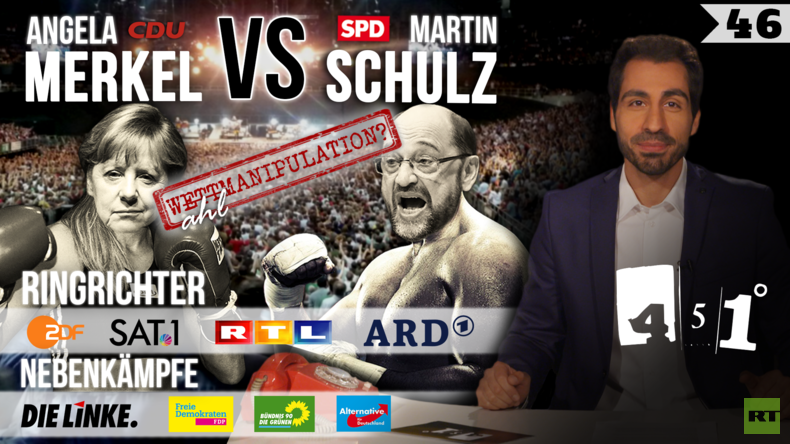 451 Grad | Medien und Politik | Manipulation im Wahlkampf | 46