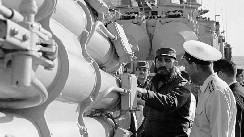 Russlands Verteidigungsministerium packt aus: 64 Sowjetbürger sterben während Kubakrise