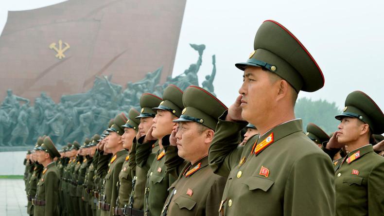 """Nordkorea feiert sich zum Gründungstag als """"unbesiegbare Atommacht"""""""
