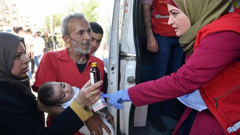 Syrien stellt Produktion von Medikamenten wieder her: Pharmawerk bei Damaskus wieder in Betrieb