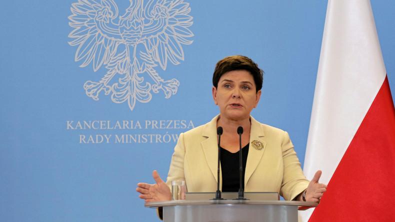 """Polnische Reparationsforderungen: """"Frage der Gerechtigkeit"""""""