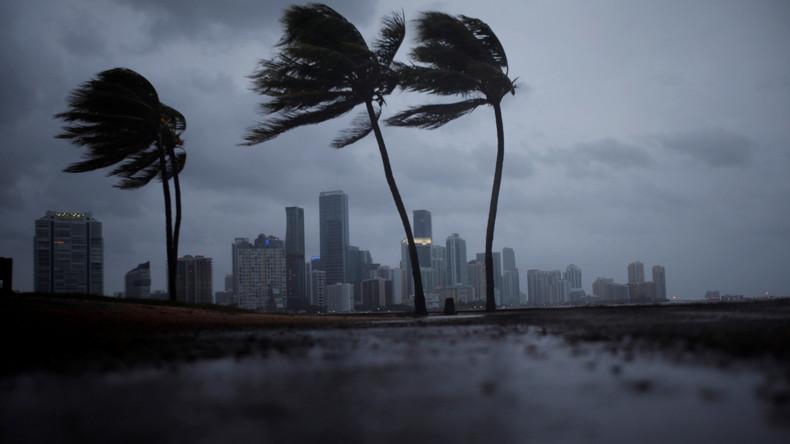 """""""Irma"""" lässt 190.000 Haushalte in Florida ohne Strom"""