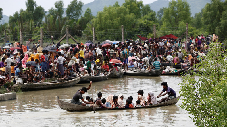Rohingya-Rebellen in Myanmar erklären einmonatige Waffenruhe