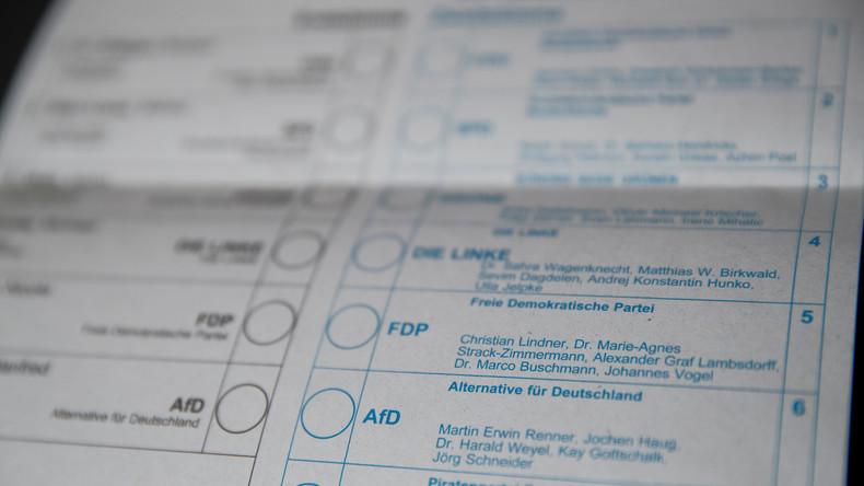 Bundestagswahl 2017 - Junge und alternative Parteien im Kurzporträt