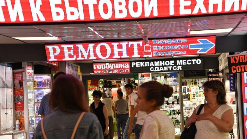 Studie: Was die Russen in ihrem Alltag wirklich bedrückt