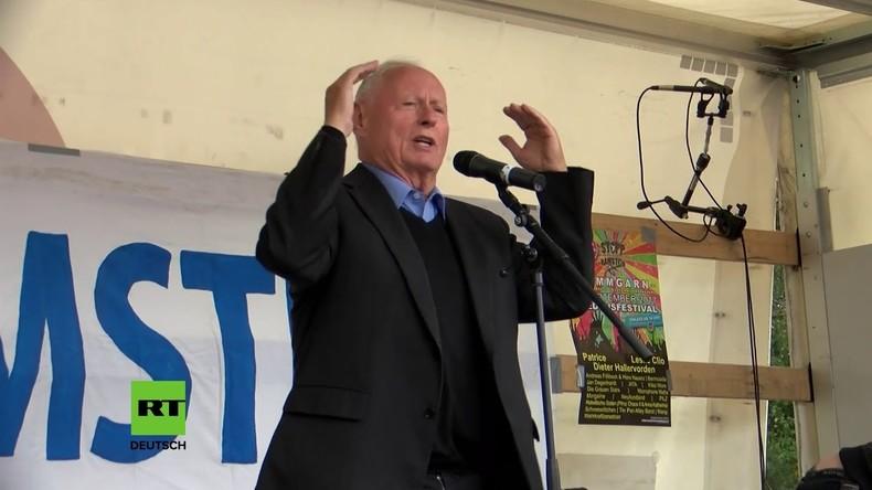 Ramstein: Proteste gegen NATO, Militarismus und Atomwaffen