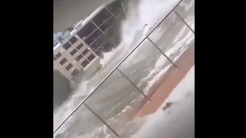Florida nach Irmas Chaoszug: Tote, Millionen ohne Strom und weite Überschwemmungen [Videos]