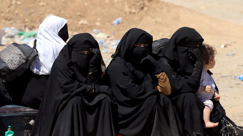 RT-Exklusiv: Ausländische IS-Bräute im Irak zwischen den Welten gefangen