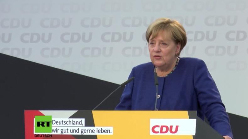 """Merkel zu Reisewarnung der Türkei für Deutschland: """"Hier werden keine Journalisten inhaftiert!"""""""
