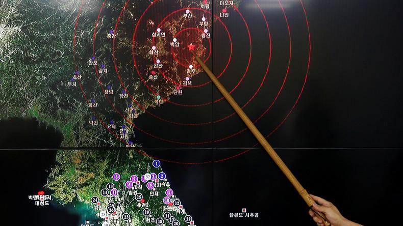 China gibt Entwarnung: Keine besorgniserregende Strahlung nach nordkoreanischem Atowaffentest