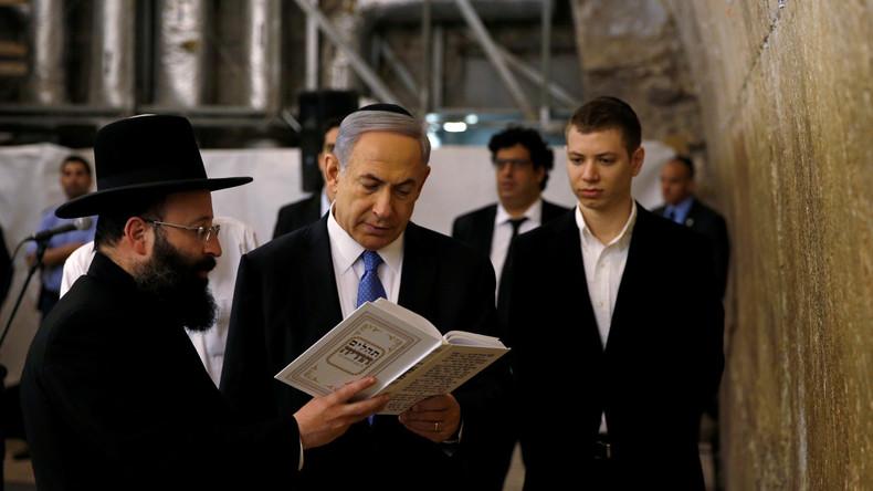 Netanjahu junior verärgert liberale Juden mit antisemitischen Cartoon-Motiven