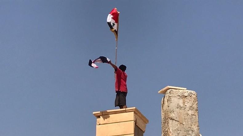 Syrien ruft USA zum Rückzug der Truppen auf - andernfalls gelten diese als feindliche Kräfte