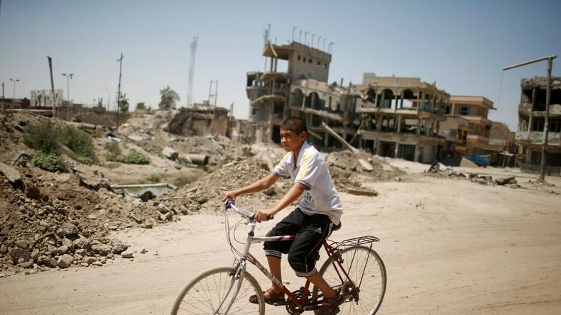 Irakische Menschenrechtskommission: US-geführte Koalition tötete 2.000 Zivilisten in Mossul