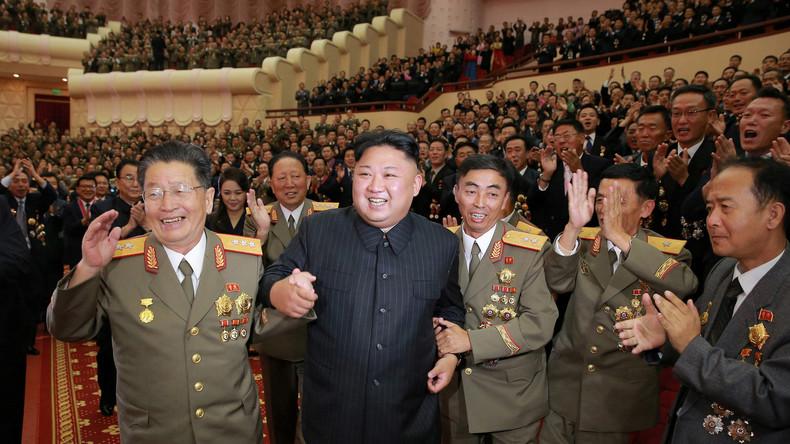 Nordkorea-Krise: USA fordern verschärfte Sanktionen