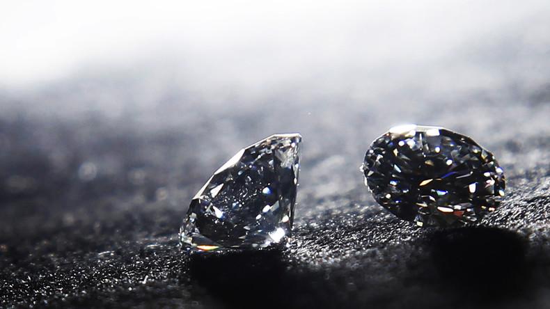 Simbabwes Geheimdienst hat Anteil an Diamanten-Einnahmen