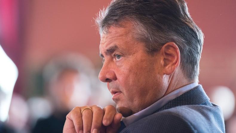 Außenminister Gabriel vergleicht AfD-Mitglieder mit Nazis