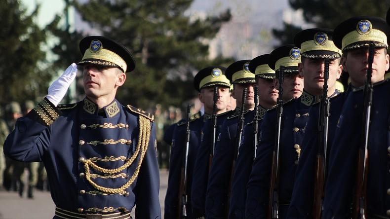 Neue Regierung im Kosovo: Serbische Minderheit blockiert Aufbau der Armee