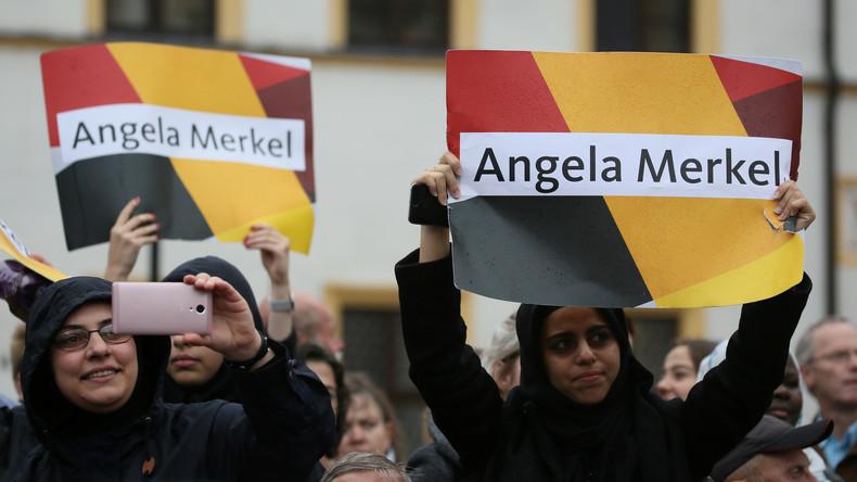 Merkel gegen Seehofer: Bundeskanzlerin verspricht Verzicht auf Obergrenze für Flüchtlinge