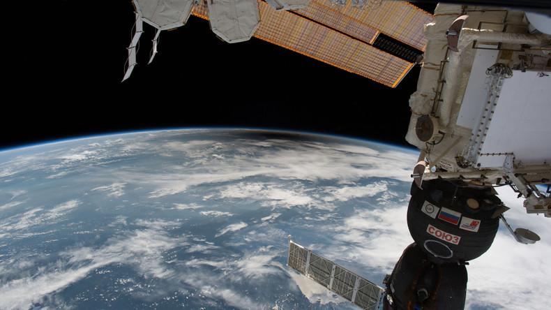 ISS-Besatzung geht vor erhöhter Sonnenaktivität in Deckung