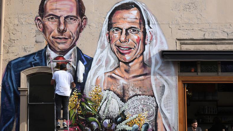 Australier äußern sich zu Ehe für alle