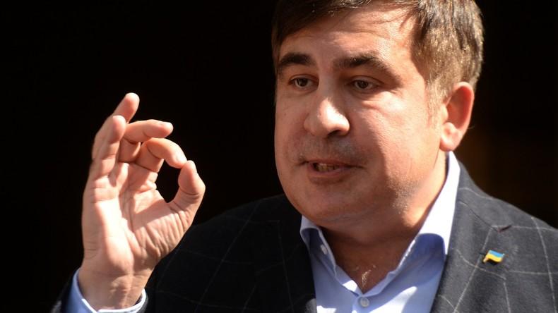 Triumph für Saakaschwili – Niederlage für Poroschenko: Ukraine vor neuem Maidan