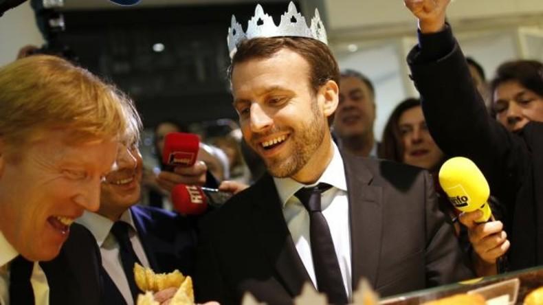 """""""König der Faulpelze"""": Macron beschimpft Arbeitsreform-Gegner als faul und erntet dafür Empörung"""