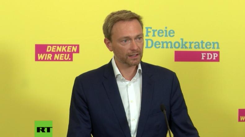 """FDP präsentiert eigene Einwanderungs- und Asylstrategie: """"Wir sind anders als die AfD"""""""