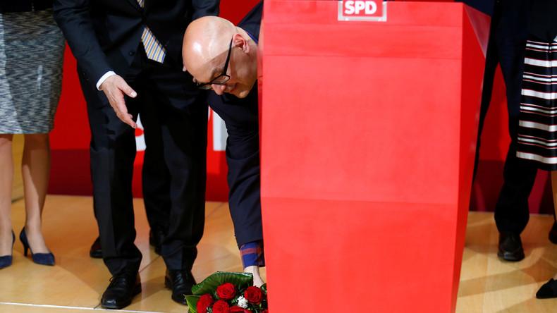 SPD-Ministerpräsident a.D. Albig beklagt fehlende Jobchancen für Ex-Spitzenpolitiker