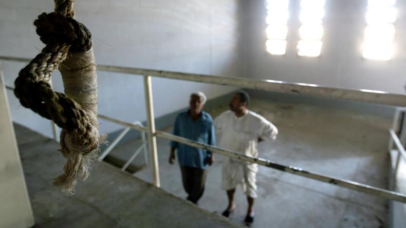 Iraks Gericht verurteilt russischen Bürger zum Tod durch den Strang