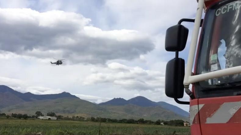 Vier Deutsche bei Flugzeugunglück auf Korsika ums Leben gekommen
