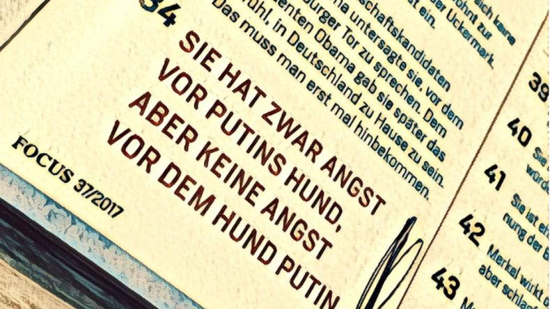 """Artikel in Focus bezeichnet Putin als """"Hund"""" - Russische Botschaft erwartet Entschuldigung"""