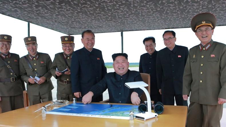 """Nordkoreas Botschafter in Moskau: Pjöngjangs Atomprogramm ist Reaktion auf """"feindliche US-Politik"""""""