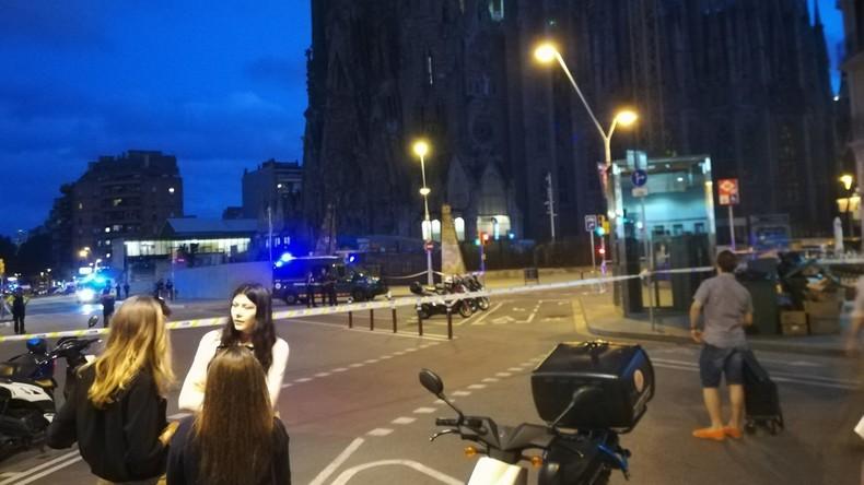 Falscher Alarm sorgt für Anti-Terror-Einsatz in Barcelona