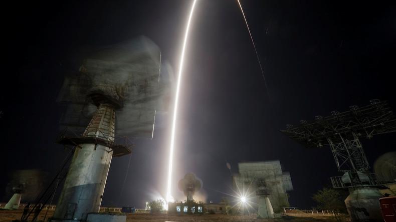 Bemannte Sojus erreicht Internationale Raumstation