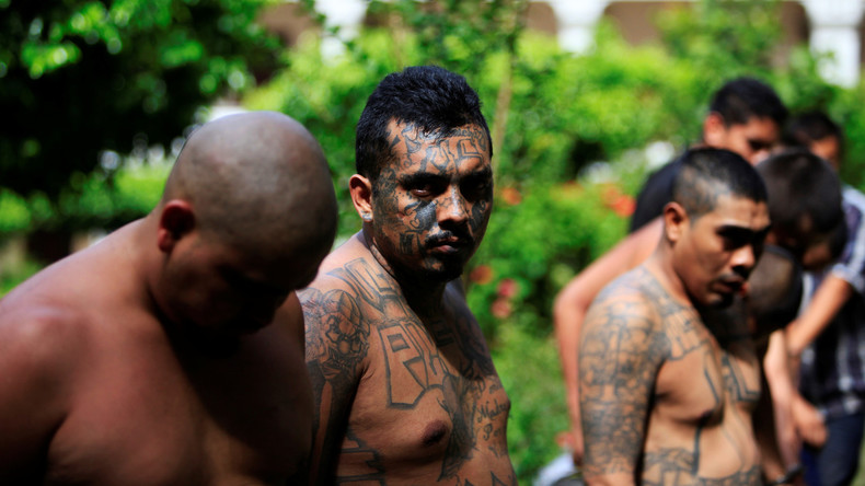 Polizei in El Salvador nimmt über 500 Bandenmitglieder fest
