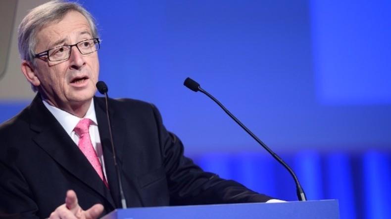 Live: Präsident der Europäischen Kommission Jean-Claude Juncker hält Rede zur Lage der Union