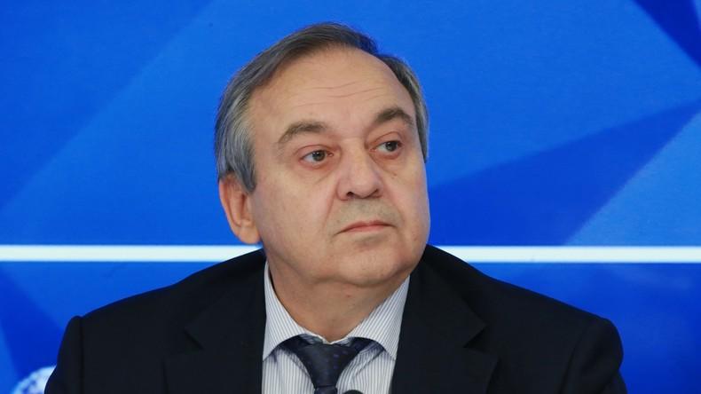 Missachtung von Menschenrechten: Krim-Beamter kritisiert EU für Nichtanerkennung von Wahlen