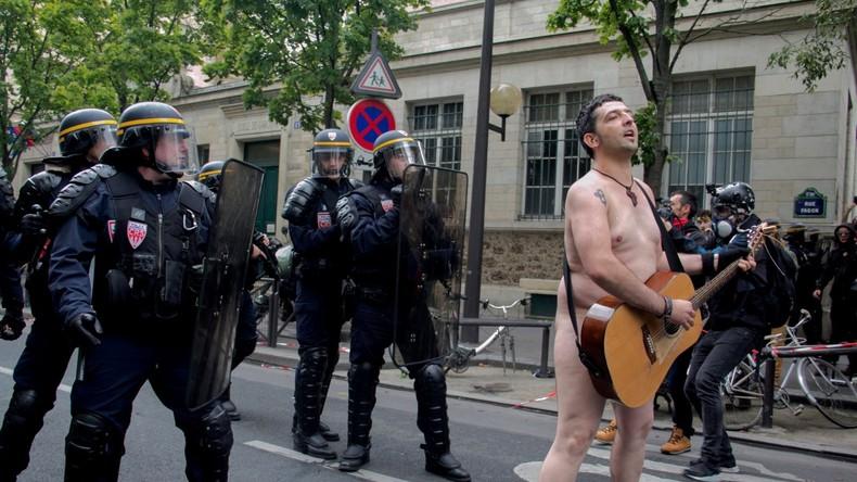 Ça va chauffer: Hunderttausendfacher Protest gegen Macron-Reform