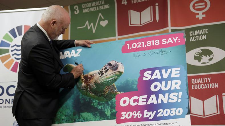 UNO ernennt erstmals Meeresschutz-Sondergesandten