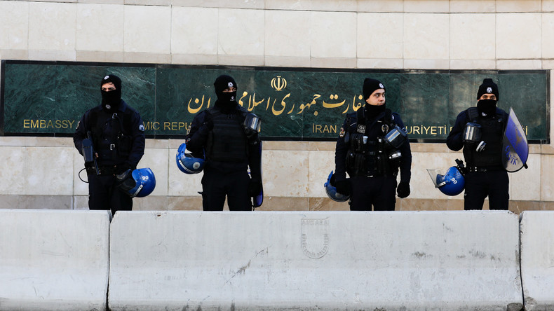 Iranische Sicherheitskräfte vereiteln Terroranschlag in Teheran