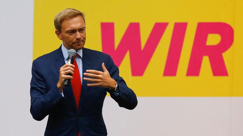 Umfrage: FDP-Politiker unbekannt - Jeder Zweite kann keinen Namen nennen